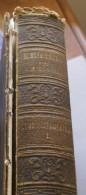 GERMANIA - ANTICA BIBBIA COMPLETA IN LATINO E TEDESCO DEL 1894 - Libri Vecchi E Da Collezione