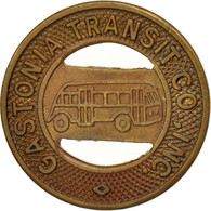 États-Unis, Gastonia Transit Company Incorporated, Token - Professionals/Firms
