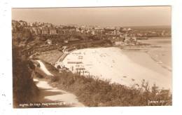 Carte Photo Card  Royaume Uni  Cornwall  ST IVES Pothminster Beach - St.Ives