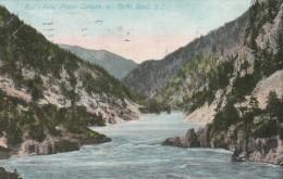 Kell's Gate , Fraser Canyon   - Scan Recto-verso - Autres