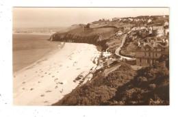 Carte Photo Card  Royaume Uni  Cornwall  StIVES Carbis Bay - St.Ives
