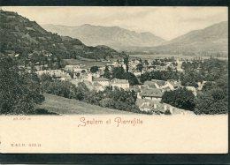 CPA - SOULOM Et PIERREFITTE  (dos Non Divisé) - Francia
