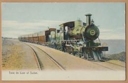 Sudan   Train De Luxe  Su119 - Sudan