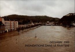29 - CHATEAULUN - Inondations De 2000 - Châteaulin