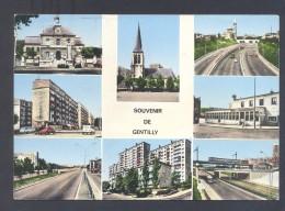 VAL DE MARNE 94 GENTILLY  Quelques Vues De Gentilly - Gentilly