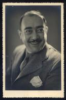 Foto *Foto Eléctrica. Zaragoza 1943* Meds: 114x173 Mms. Sello Seco Y Tampón Al Dorso. - Foto