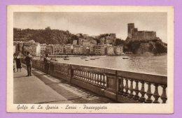 Golfo Di La Spezia - Lerici - Passeggiata - La Spezia