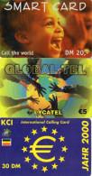 CARTES PREPAYEES ALLEMAGNE  *DM20 *DM30 *5e  (lot De 3) - Germany