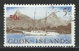 Cook SG 217, Mi 146 Used - Cook Islands