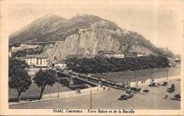 GRENOBLE - 38 -   -Forts Rabot Et De La Bastille - ENCH0616 - - Grenoble
