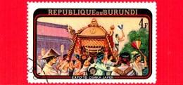 BURUNDI - Nuovo Oblit. - 1970 - EXPO '70 Osaka - 4 - Burundi