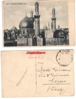 Cartolina Antica - DOMES OF KERBALA - IRAQ - Iraq