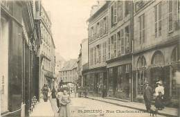C-16 087 :  SAINT-BRIEUC RUE CHARBONNIER - Saint-Brieuc