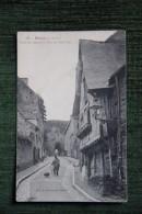 DINAN - Porte De Jersual Et Rue Du Petit Fort - Dinan