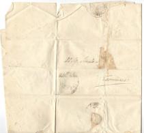 ANTICHI STATI - SICILIA - 1854 - Commissione Di Antichità E Belle Arti - Lettera Al Sindaco Del Comune Di Taormina - ... - Sicilia