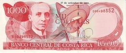 COSTA RICA 1000 COLONES 2004 P-267A UNC [CR546e] - Costa Rica
