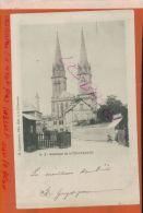 CPA  14  Basilique De La Delivrande  Petits  Personnages   1903  AV 2016 1641 - La Delivrande