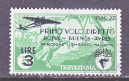TRIPOLIANIA  C 30   (o) - Tripolitania