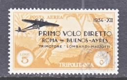 TRIPOLIANIA  C 31   (o) - Tripolitania