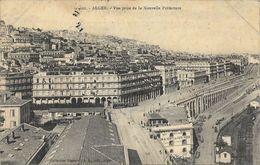Alger - Vue Prise De La Nouvelle Préfecture - Collection Régence - Alger