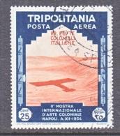 TRIPOLIANIA  C 43   (o) - Tripolitania