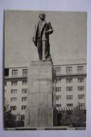 Mongolia. ULAN BATOR.  LENIN MONUMENT. 1968 - Mongolie