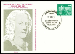 93475) DDR Privat-Ganzsachen-Postkarte PP 15/114, O, 10Pf Bauten Groß, Briefmarkenausstelluing Serbskeje Bautzen - Postales Privados - Usados