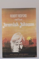 Cpm ,  Jeremiah Johnson  .. , Non   Voyagé - Affiches Sur Carte