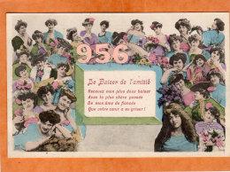 CPA * * Le Baiser De L'Amitié * * - Other