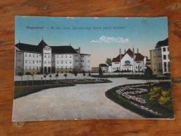 Nagyvarad Oradea 1916  Csendorsegi Iskola - Rumänien