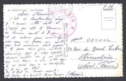 A.F.N.  S.P. 86.613 - Storia Postale