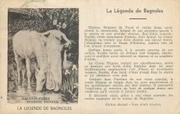 61 LA LEGENDE DE BAGNOLES ILLUSTREE  44118 - Bagnoles De L'Orne
