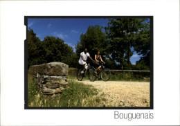 44 - BOUGUENAIS - A La Découverte De Nantes Métropole à Vélo En 2008 - - Bouguenais