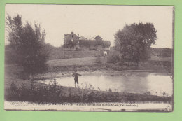 MARLY LE ROI  : Maison Forestière Du Compas, Faisanderie. La Forêt. 2 Scans. Edition Breger - Marly Le Roi