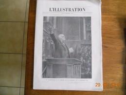 L ILLUSTRATION  1918  N CLEMENCEAU FOCH 453 A 485     NOMBREUX DOCUMENTS     VICTOIRE - Books, Magazines, Comics