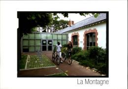 44 - LA MONTAGNE - A La Découverte De Nantes Métropole à Vélo En 2008 - - La Montagne