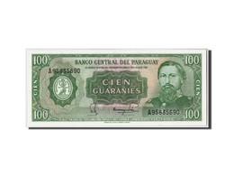 Paraguay, 100 Guaranies, L1952, KM:199b, Undated, NEUF - Paraguay