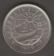 MALTA 10 CENTS 1986 - Malta