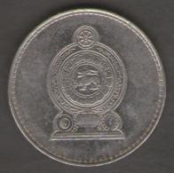 SRI LANKA 2 RUPEES 2006 - Sri Lanka