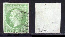 Colonies Generales 1871 Yvert 8 (o) B Oblitere(s) Signature Brun - Napoléon III
