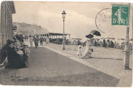 -76- DIEPPE  La Terrasse Du Casino éd ND Phot TTB - Dieppe