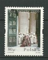 POLAND MNH ** 3598 Pape Jean Paul II Année Sainte 2000 - 1944-.... Republik