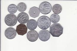 France - Monnaie De Nécessité - Très Beau Lot - MN2 - Monétaires / De Nécessité