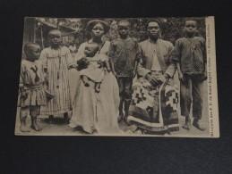 GABON - Carte Postale - Un Ménage Chretien - A Voir - L 578 - Gabon