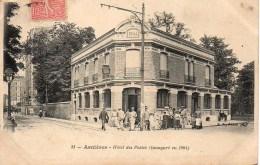 92 ASNIERES  Hôtel Des Postes (inauguré En 1904) - Asnieres Sur Seine