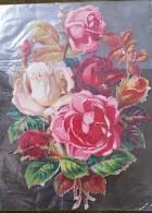 Grand Découpis - Bouquet De Roses - Fleurs