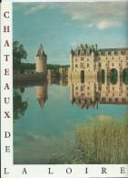 DUC DE LUYNES, ANDRE DEZARROIS -Chateaux De La Loire TOURAINE Editions J. Delmas (Illustrations YUREK) - Pays De Loire