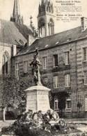 TINCHEBRAY - Ets Sainte Marie - Statut De Jeanne D'Arc  (440) - France