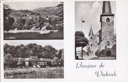 Luxembourg - Diekirch - Bonjour - 1955 - Diekirch