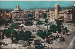 Espagne - Barcelona -  Plaza De Cataluna - Barcelona